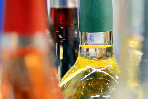 Wein Flaschena
