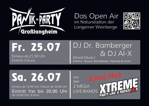 Panik-Party 2014